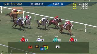 Gulfstream Park Replay Show | February 18, 2019