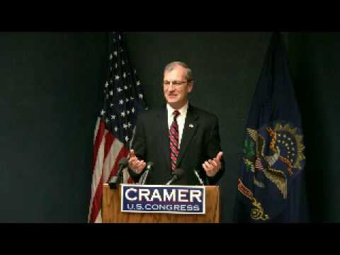 Kevin Cramer Answers Philosophical Question Regarding Use of Senate Filibuster