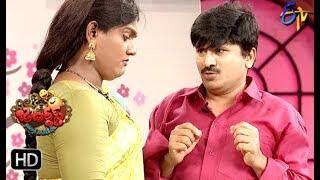 Rocket Raghava Performance | Jabardasth | 7th November 2019 | ETV Telugu