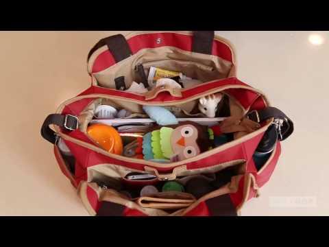 Skip Hop Grand Central Take It All Diaper Bag