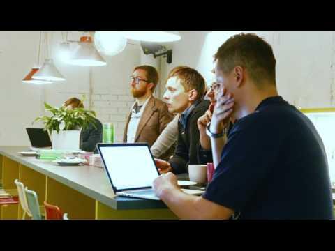 Spring Hub- quality co-working space in Tallinn, Estonia.