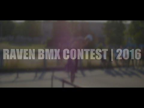 RAVEN BMX CONTEST   RIVNE 2016