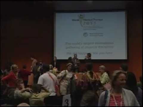 WCPT Congress - Discussion panel: Disaster Management