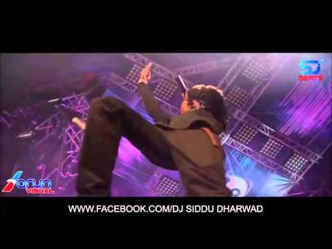 KD NO1-EDM DROP MIX | DJ SIDDU | ARUN VISUALS