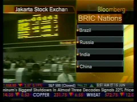 BRIC Holds 1st Summit - Bloomberg