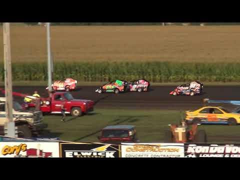 BCS Micro Mod Heat Benton County Speedway 8/20/17