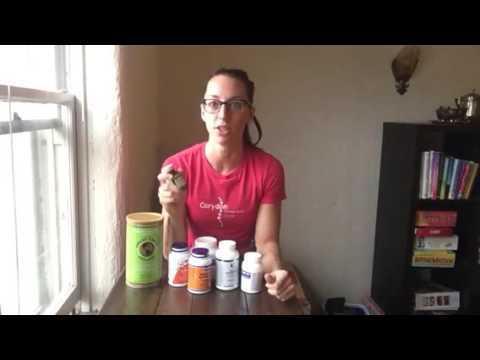 My Vitamin Regime (VIDEO)