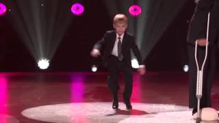 So You Think You Can Dance Luke Tap Dance