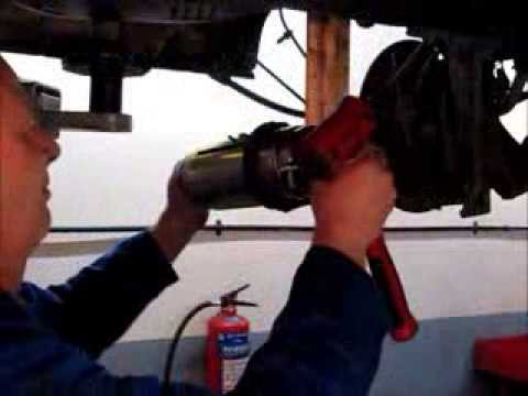 08730400 Mondeo Rear Bush Tool Kit Rear Trailing Arm