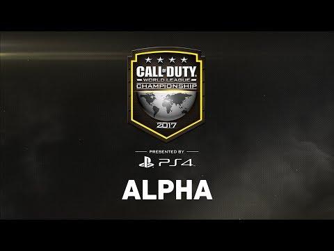 CWL Championship 2017 - Day 5 - Alpha