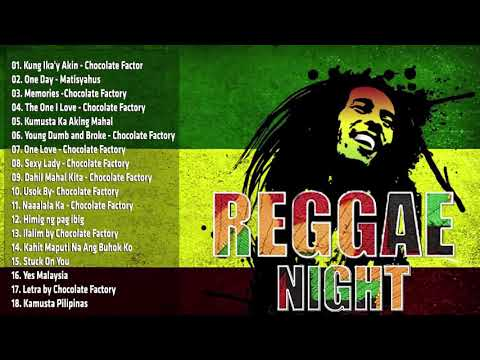 NEW REGGAE 2020 HITS - One Day, Memories, The One I Love, Kung Ika'y Akin
