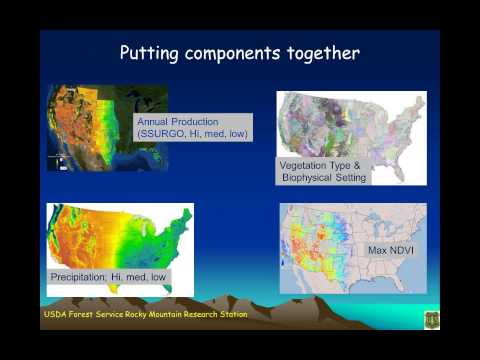 Quantifying Biomass and Fuels for Non-Forest Lands of the Coterminous US