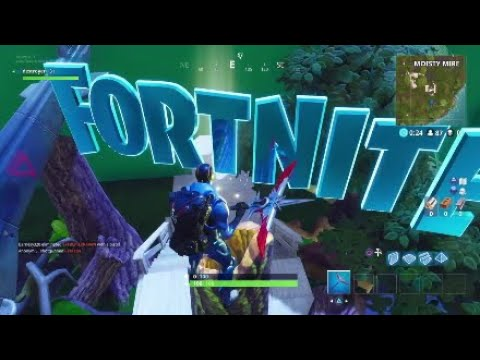 Finding All The Letters And Map, Fortnite Map