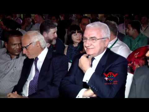 VTV GUJARATI - INDO - RUSSIAN BUYER SELLER MEET FOR POLICED DIAMOND TRADE , SURAT