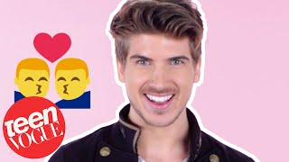 Joey Graceffa on His First Kiss & First Gay Role Model | Teen Vogue
