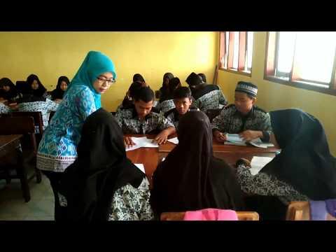 Kegiatan ON Service Learning di SMP Ma'arif Bongas
