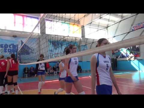 Финал волейбольного матча в Кудымкаре: трогательные моменты