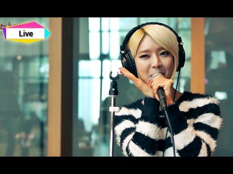 정오의 희망곡 김신영입니다 - AOA - Like A Cat, 에이오에이 - 사뿐사뿐 20141127