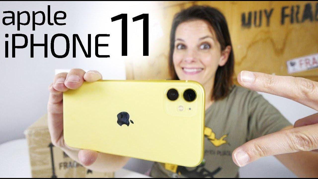 Apple iPhone 11 unboxing -¿la MEJOR opción?-