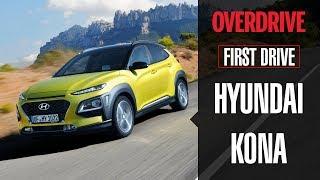 2019 Hyundai Tucson and Kona | First Drives | OVERDRIVE