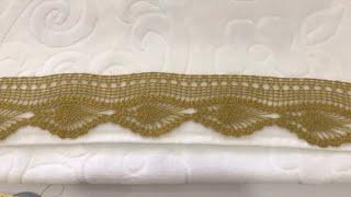 Bademli havlu kenarı (anlatımlı)
