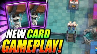 NEW CARD STATS & GAMEPLAY!! 'WALL BREAKERS' NEW EPIC CARD!!