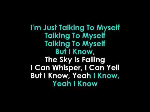 Talking to Myself karaoke Linkin Park