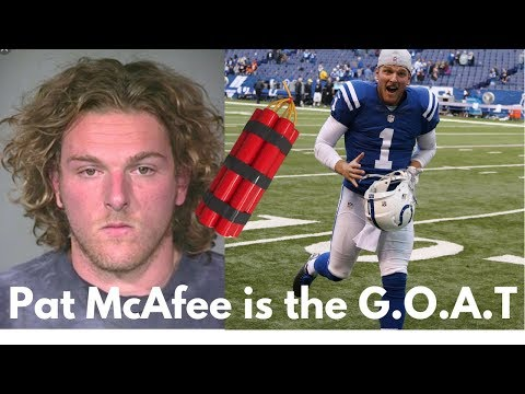 Pat McAfee is