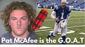 Pat McAfee is the BEST punter ever...(highlight reel)