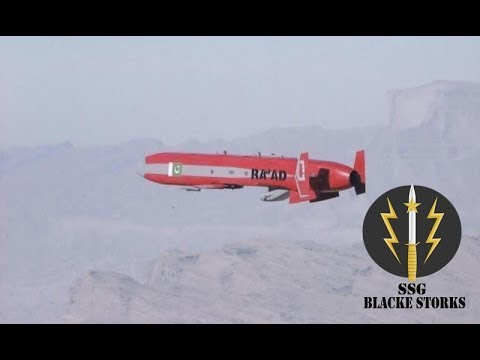 Download RAAD Missile Pakistan
