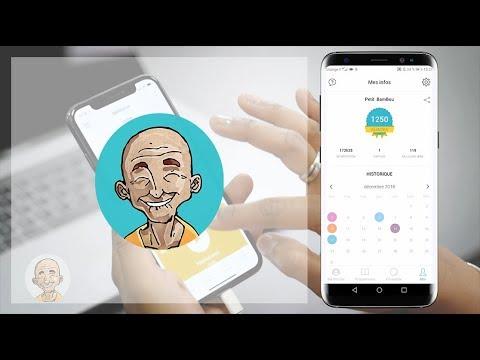 Présentation de l'application Petit BamBou (30sec)