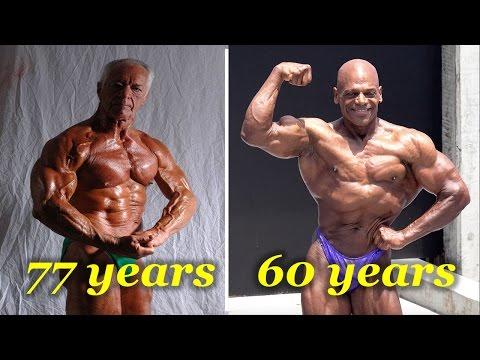Top 5 Bodybuilders 60 years old and above - AllTimeTop