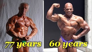Top 5 Bodybuilders 60 years old and above - AllTimeTop