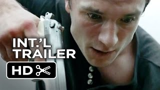 Escobar: Paradise Lost Official International Trailer #1 (2014) - Josh Hutcherson Movie HD