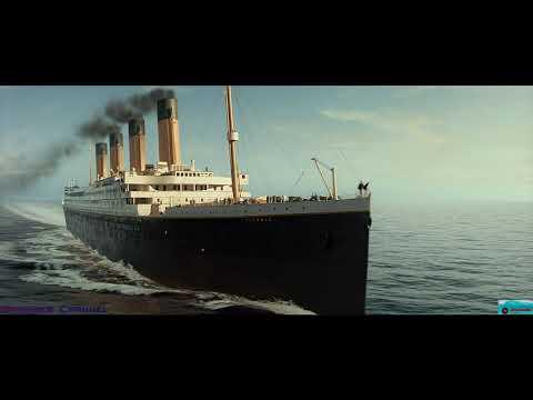 Титаник на Максимальной скорости ... отрывок из фильма (Титаник/Titanic)1997
