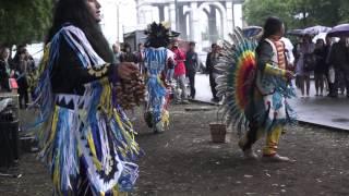 Индейцы Индейские песни и танцы