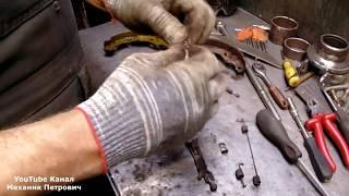 Renault Sandero Замена трос ручника задние колодки Авторемонт
