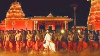 Duvvada Jagannadham (DJ) | Allu Arjun Best Dance performance in temple | instrumental