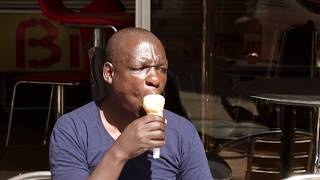 Zizu in What Is Ice Cream??? (Ugandan Comedy)