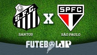 Santos 0 x 0 São Paulo - 16/09/2018 - Brasileiro