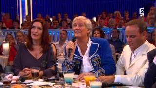 Jean Claude sur le plateau des Années Bonheur - Samedi 2 Novembre 2013 sur France 2
