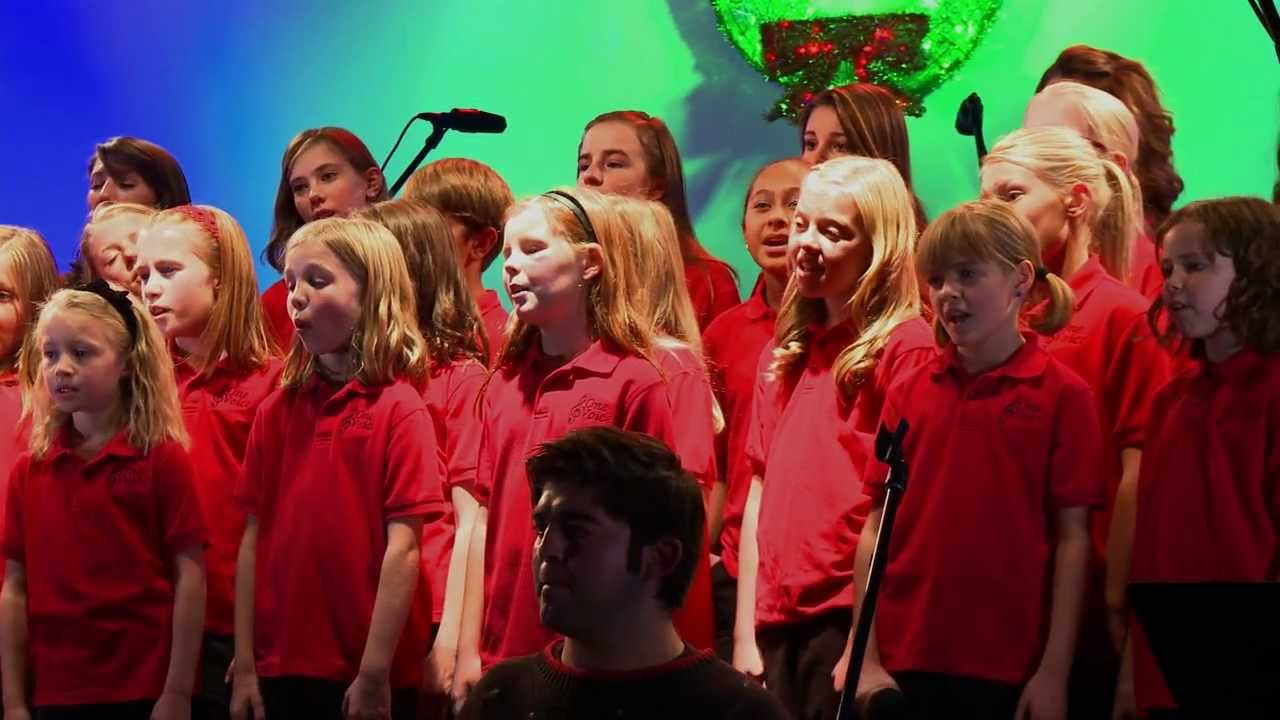 One Voice Children's Choir - Love Grows at Christmastime - YouTube