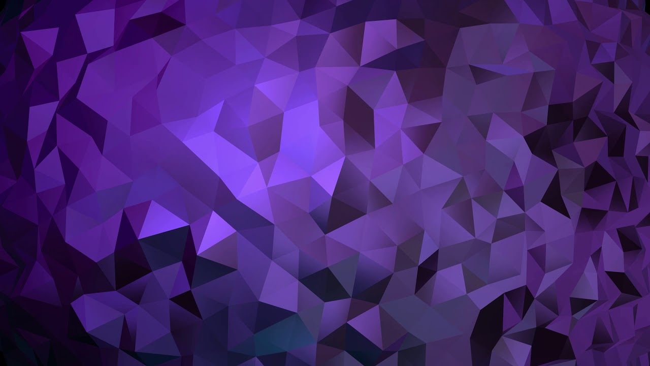 4k Classic Geometric Triangle Purple Moving Background Aavfx Live Wallpaper