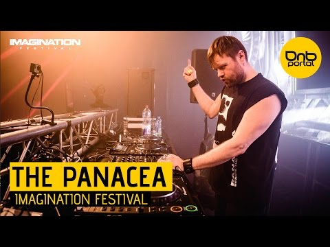 The Panacea - Imagination Festival 2015 [DnBPortal.com]