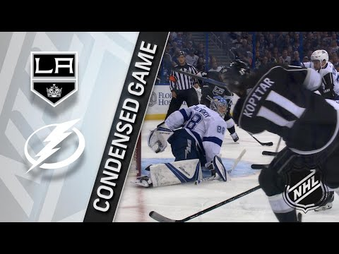 02/10/18 Condensed Game: Kings @ Lightning
