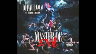 dj paul master of evil full album