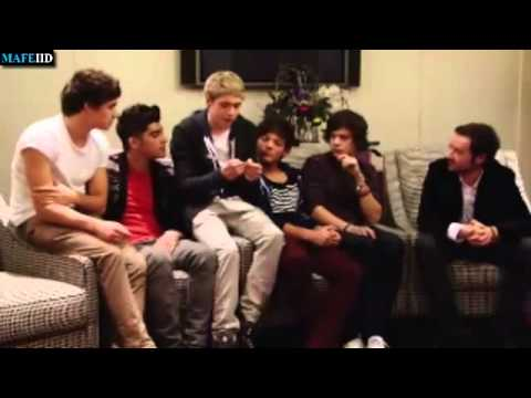 One Direction Exclusive Muzu.tv Interview FULL
