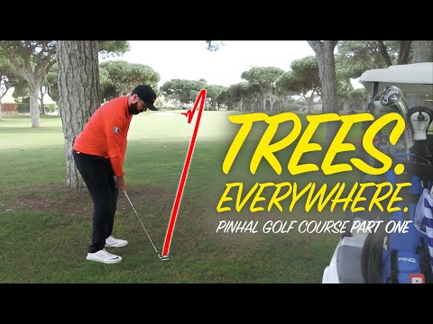 TREES.....EVERYWHERE - Pinhal Golf Course vs Rick Shiels - Part 1