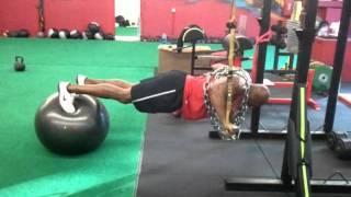 intense trx chest workout