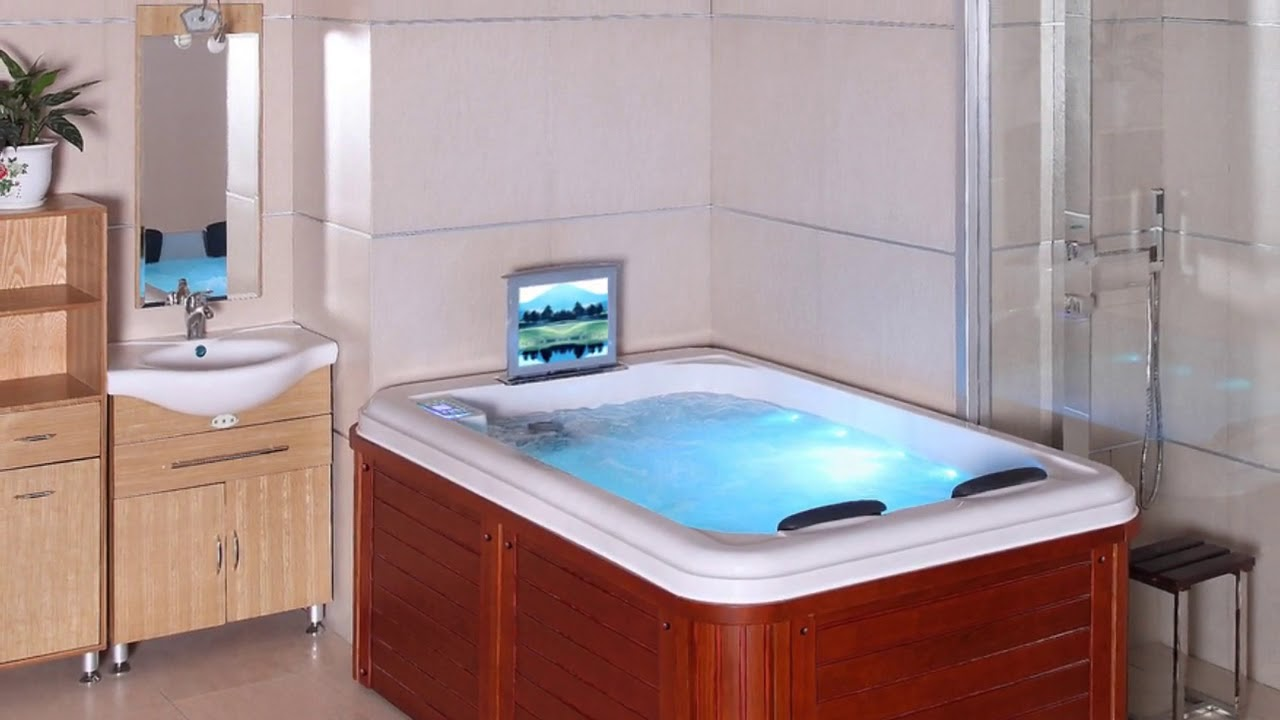 Small hot tubs for small spaces uk youtube for Small hot tubs for small spaces